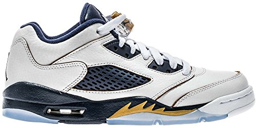 Nike Air Jordan 5 Retro low 314338135, Turnschuhe - 38.5 EU (Air Jordan Retro 5 Kinder)