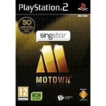 SingStar: Motown (PS2) [PlayStation2] - Game