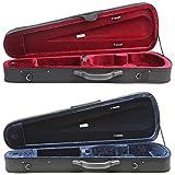 PACATO Vinci Geigenkasten 4/4 schwarz/rot