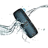 QAZWSX Outdoor Fahrrad Bluetooth Lautsprecher Box IPX4 Wasserdicht Tragbare TWS Wireless Lautsprecher Subwoofer Boombox,B