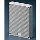 Gewiss GW42007 Aluminio Caja electrica - Cuadro eléctrico (Aluminio, 300 mm, 200 mm, 120 mm)