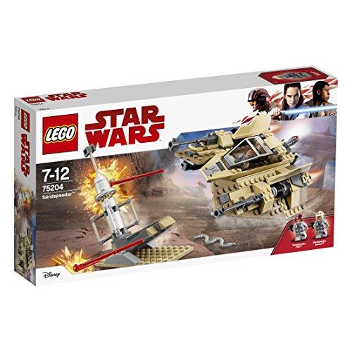 LEGO Star Wars Sandspeeder 75204 Star Wars Spielzeug