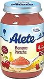 Alete - Bio Banane-Kirsche Babybrei - 190g