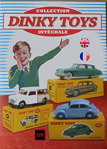 CATALOGUE DES DINKY TOYS: CATALOGUE COMPLET (French Edition)
