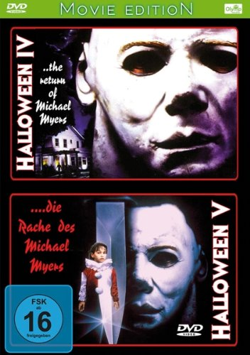 (Halloween 4 + 5 - 2 Movies-Edition)