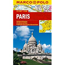 MARCO POLO Cityplan Paris 1:15 000 (MARCO POLO Citypläne)