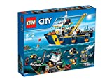 LEGO - Buque de exploración submarina, multicolor (60095)