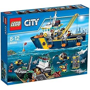 LEGO - City 60095 Nave per Esplorazioni Sottomarine
