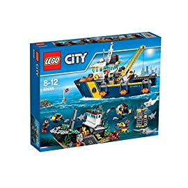 LEGO 60095 City Tiefsee Expeditionsschiff