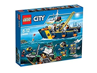 LEGO City 60095 - Tiefsee-Expeditionsschiff (B00SDTYY9I) | Amazon price tracker / tracking, Amazon price history charts, Amazon price watches, Amazon price drop alerts