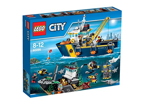 LEGO City 60095 - Tiefsee-Expeditionsschiff