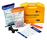 GV Health Biohazard/Bodily Fluid Multi Spill Kit contains Blood Pack and Urine Vomit