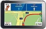 """PEARL Navi: 5""""-GPS-Navigationssystem VX-50 Easy mit Karten für Deutschland (Navis 5)"""