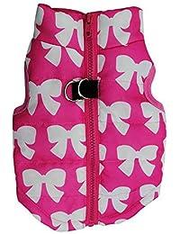 SAMGU Chien Chat Apparel doux Vest Puppy Petit Chien Manteau Vêtements veste gilet