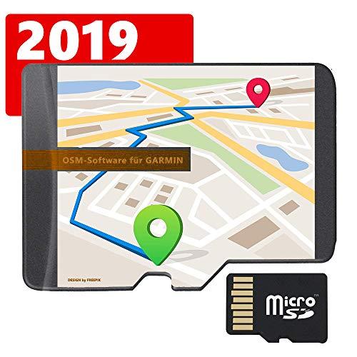 Japan Garmin Karte Outdoor Topo 16 GB microSD. Topografische GPS Freizeitkarte für Fahrrad Wandern Touren Trekking Geocaching & Outdoor. für Garmin Navigationsgeräte, PC & MAC