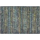 Sitap Alfombra Moderno estilo abstracto – Alfombra (lana sintética Laguna 63341 – 9191
