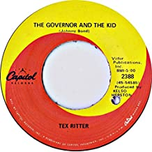A Funny Thing Happened (On The Way To Miami) / The Governor And The Kid [Vinyl Single 7'']