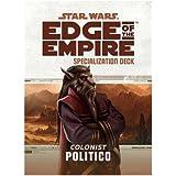 Star Wars Edge Of The Empire politico Board Game