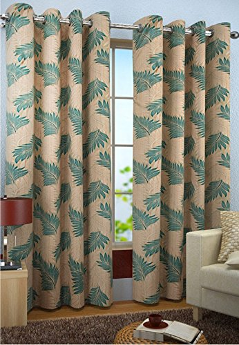 Home FURNISHINGS Faux Silk Candy Curtains 1PIECE with Latest Designs