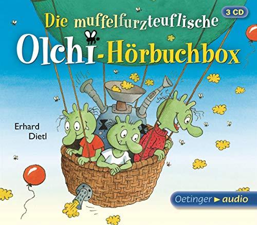 Die Muffelfurzteuflische Olchi [Import allemand]