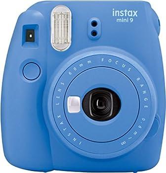 Fujifilm Instax Mini 9 Kamera Cobalt Blau 8