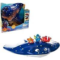 Disney Pixar Finding Dory Swigglefish - Mr. Ray 3-in-1 Storage Case New