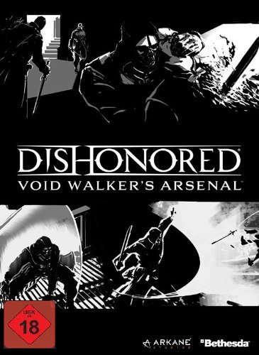 Dishonored DLC Void Walkers Arsenal