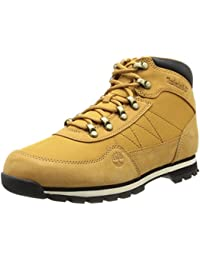 Timberland Euro Hiker Fabric With Leather, Herren Hohe Sneakers