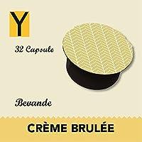 Capsule compatibili con le macchine Nescafè dolce gusto - Creme Brulee - Confezione da 32 capsule.