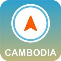 Kambodscha Offline-GPS