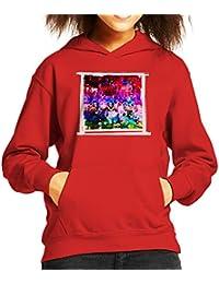 Mirrorpix Willy Wonka and The Chocolate Factory Oompa Loompas On Set Kid's Hooded Sweatshirt