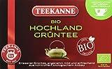 Teekanne Grüner Tee aus BIO-Ernte 20 Beutel