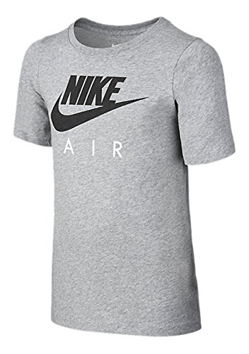 Nike CTN Air SQ YTH Crew Tee-T-Shirt-Garçon