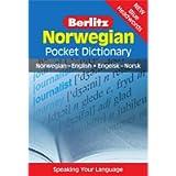 Berlitz: Norwegian Pocket Dictionary (Berlitz Pocket Dictionary)