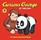 Curious George at the Zoo: A Touch and Feel Book by H. A. Rey (2007-10-22)