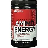 Optimum Nutrition Amino Energy Fruit Fusion, 1er Pack (1 x 270 g)
