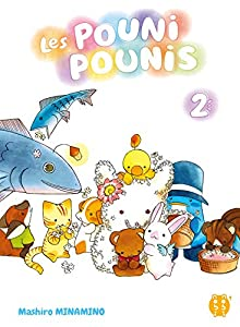Les pounipounis Edition simple Tome 2