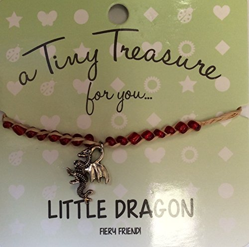 Tlm A TINY TREASURE FOR YOU... LITTLE DRAGON! Bracelet