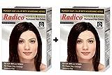 RADICO-ACE-HERBAL BASED DARK BROWN HAIR ...