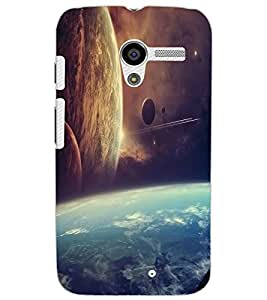 MOTOROLA MOTO XSPACE VIEW Back Cover by PRINTSWAG