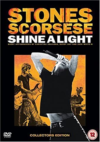 Shine A Light (2 Disc Collectors Edition with Bonus Digital Copy) [DVD]