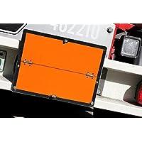 Adr Panel naranja camión plegable, con cierre incorporado 30x40cm.ENVIO GRATIS