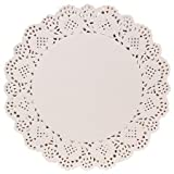 Ezee Doily Paper 5.5 Inches - 250 Pieces