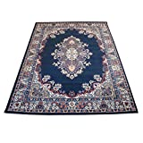 Klassisch Teppich Orient Teppiche Living PERSIAN 6210-BLU cm.140x200
