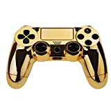 GoolRC Gamepad Controller Housing Shell with Buttons for Playstation4/PS4 DualShock 4 Handle Shell Cover Case