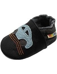 b99daa29c18d4 Amazon.fr   Depuis 1 mois - Chaussons   Chaussures bébé garçon ...