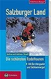Erlebnis Berge! Salzburger Land - Die schönsten Rodeltouren: Mit Berchtesgaden und Salzkammergut - Andrea Strauss, Andreas Strauss