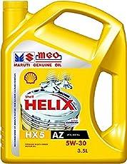 Shell Helix HX5 15W-40 API SN Premium Mineral Engine Oil (3.5 L)