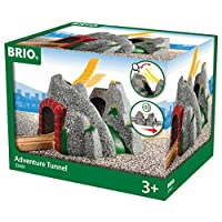 BRIO World - Adventure Tunnel