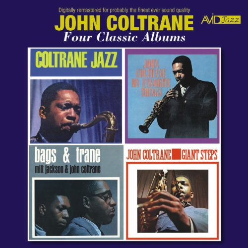 Four Classic Albums (Coltrane Jazz / My Favorite Things / Bags & Trane / Giant Steps) [Remastered]
